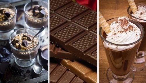 Más cacao y menos chocolate: 5 tips para beneficiarte de este alimento