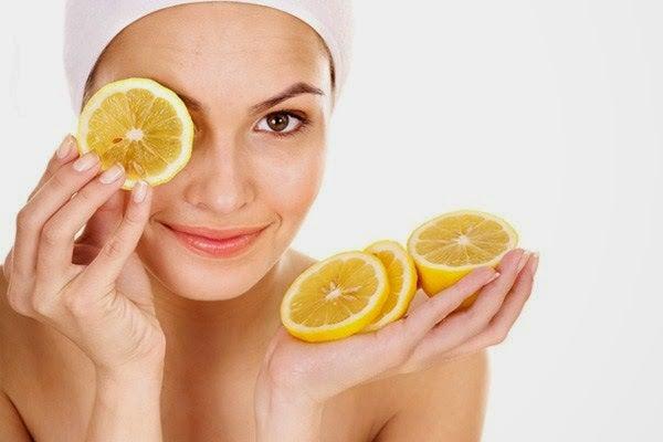 Mascarillas naranja frutas