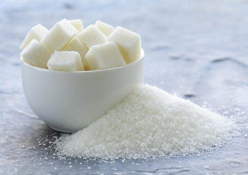 exceso de azúcar -malos hábitos alimentcios
