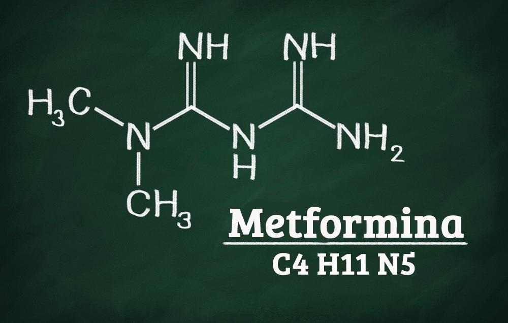 metformina como componente de Qtrilmet