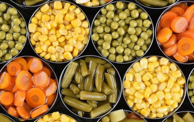 No comas alimentos procesados