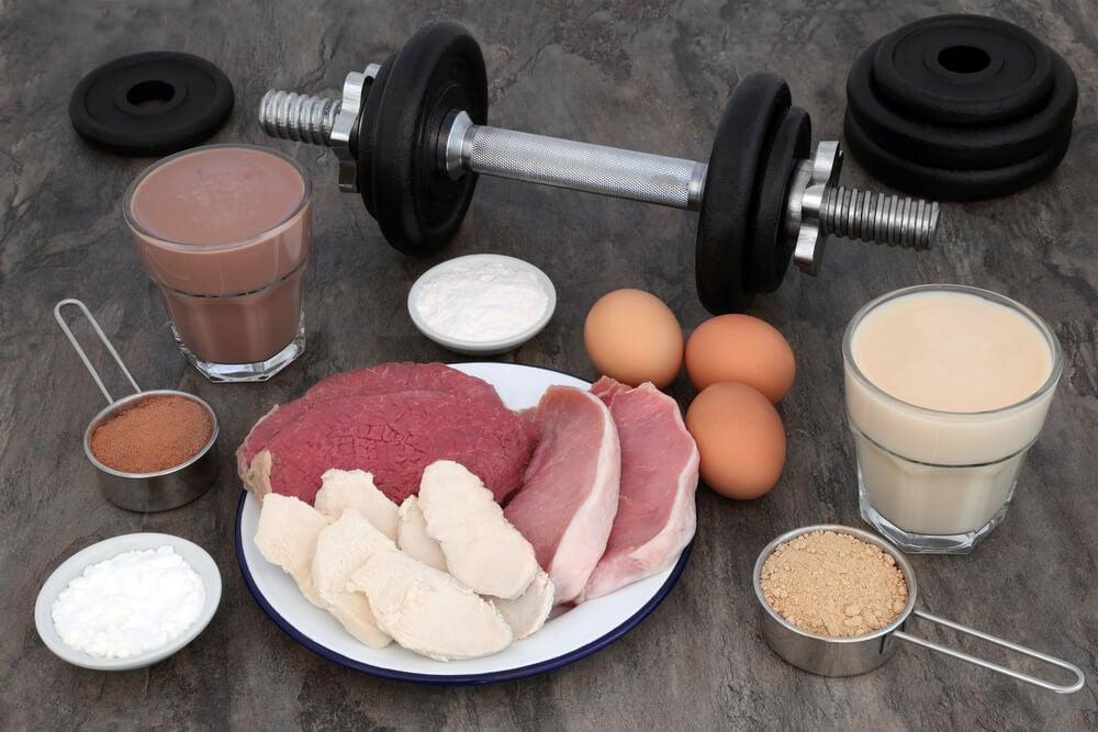 Otros consejos para aumentar musculatura