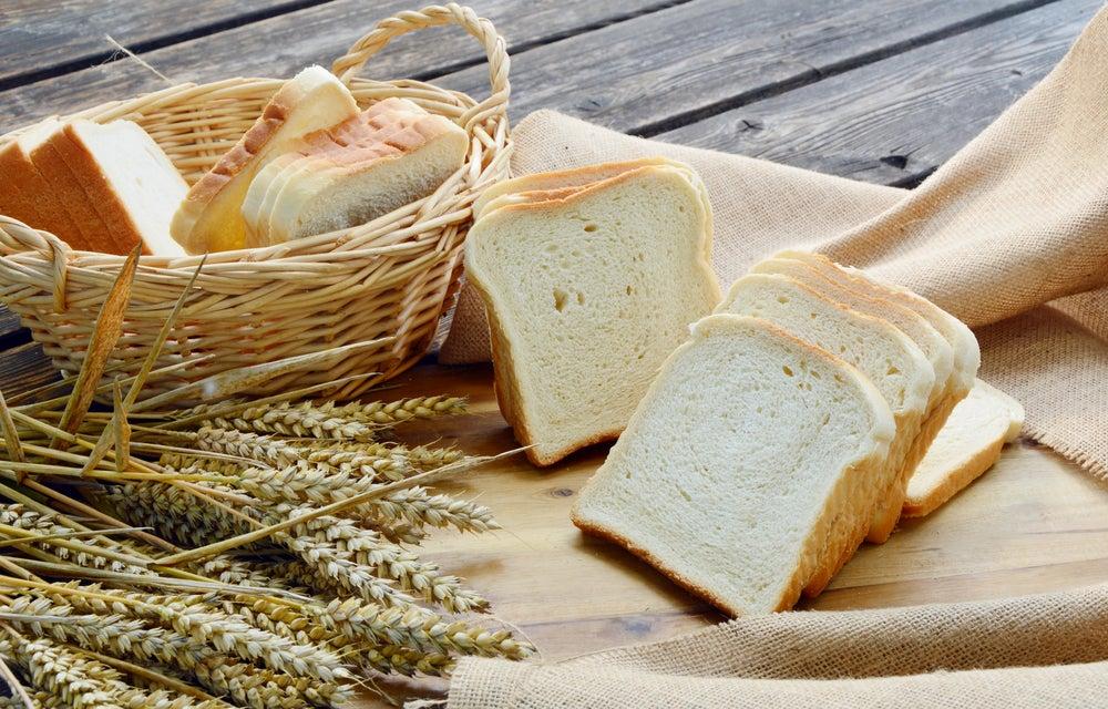 Panes blancos o integrales