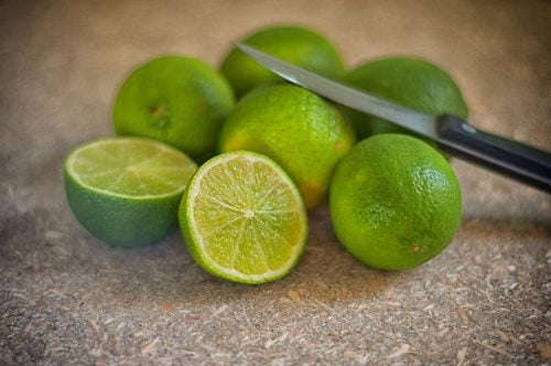 Peladura de limón