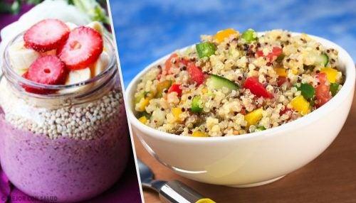 ¿Por qué deberías consumir quinoa?