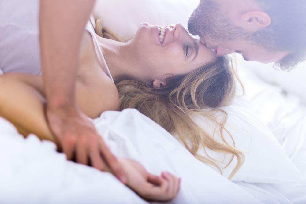 Primera fase del orgasmo femenino