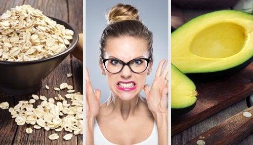 Qué alimentos deberían consumir las personas nerviosas