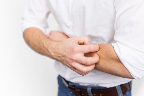 Reduce el picor de la piel