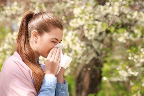 ¿Qué comer para combatir la alergia estacional?
