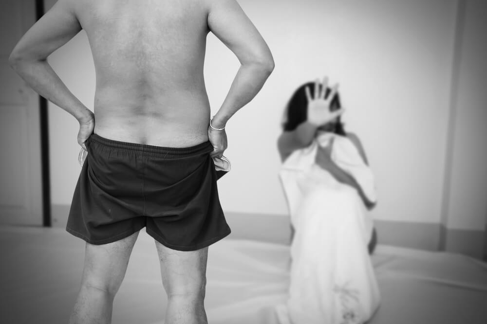 Sexual abuse in relationships