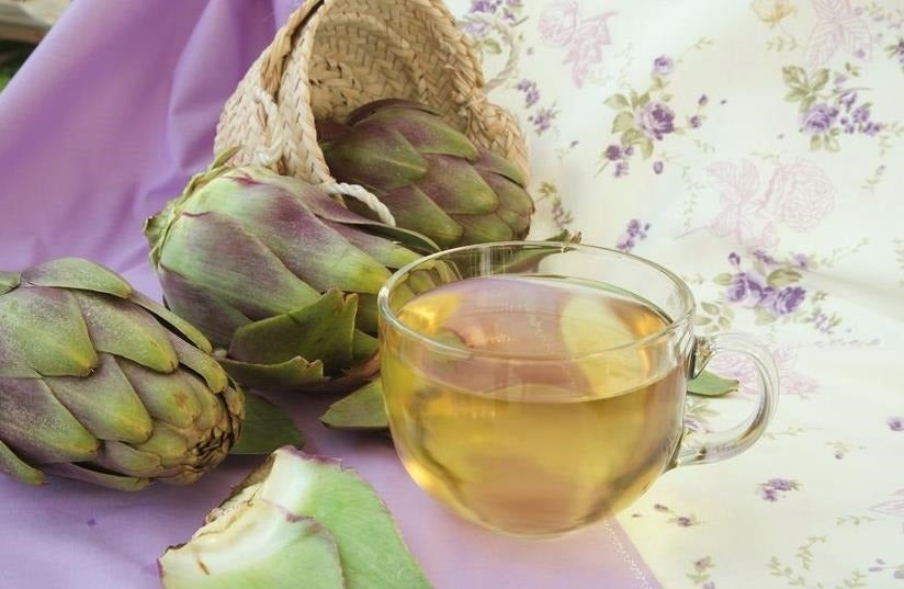 Alcachofas para la vesícula biliar
