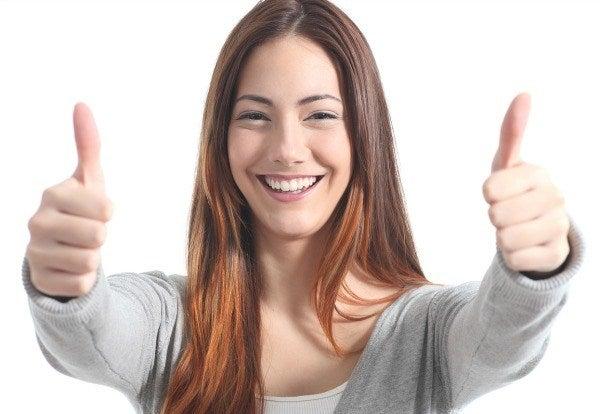 Reír para ser más positivo