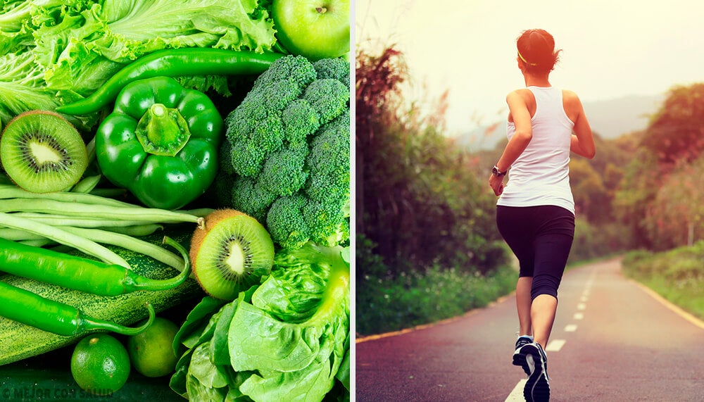 7 alimentos que debes evitar antes de hacer ejercicio