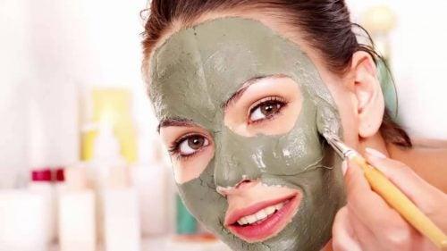 arcilla-acne