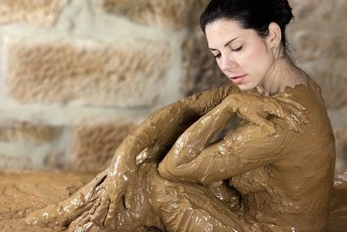 Baño de arcilla
