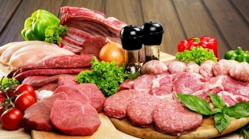 La carne roja debe consumirse con moderación