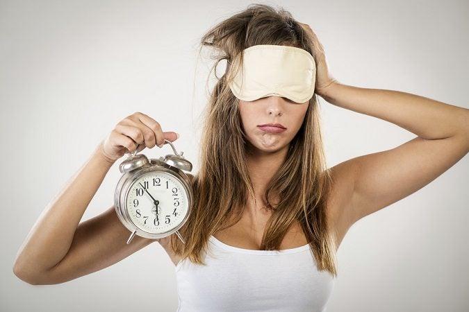 ¿Qué sucede cuando no duermes lo suficiente?