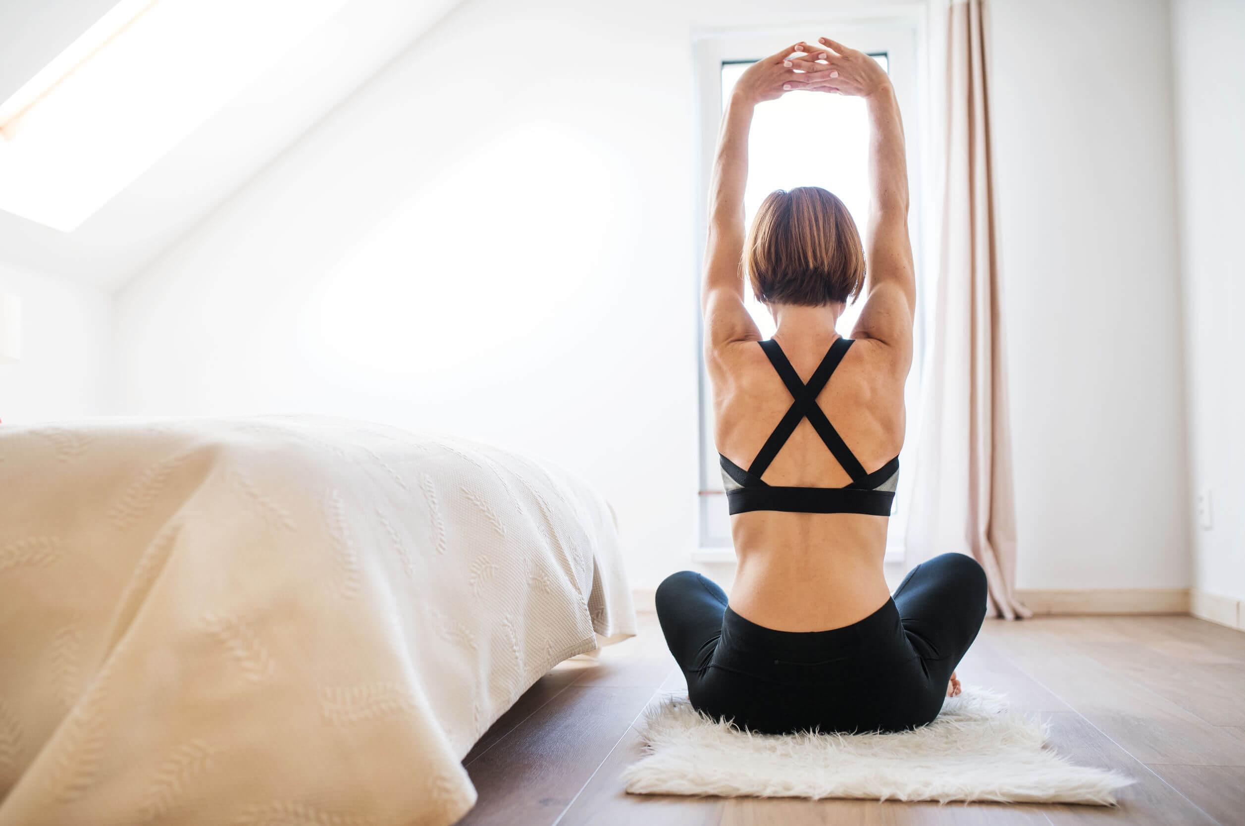 La flexibilidad debe entrenarse de forma constante.
