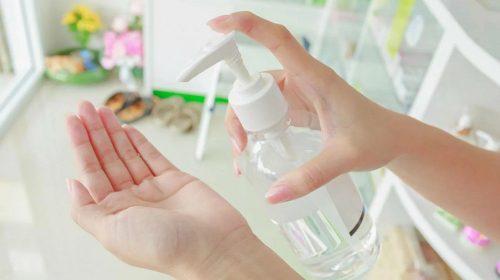 Gel antibacterial casero a base de aloe vera