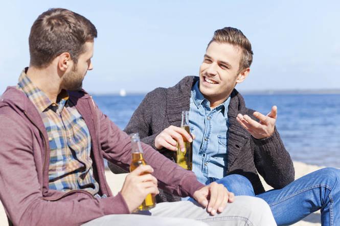 Lenguaje corporal abierto para evitar los pensamientos negativos