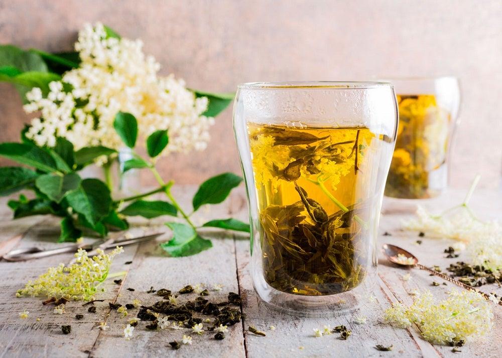 Flor de saúco para combatir las alergias
