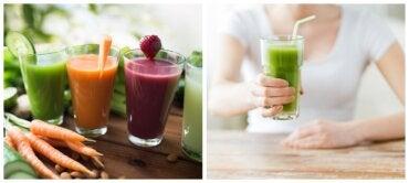 8 jugos naturales para la gastritis