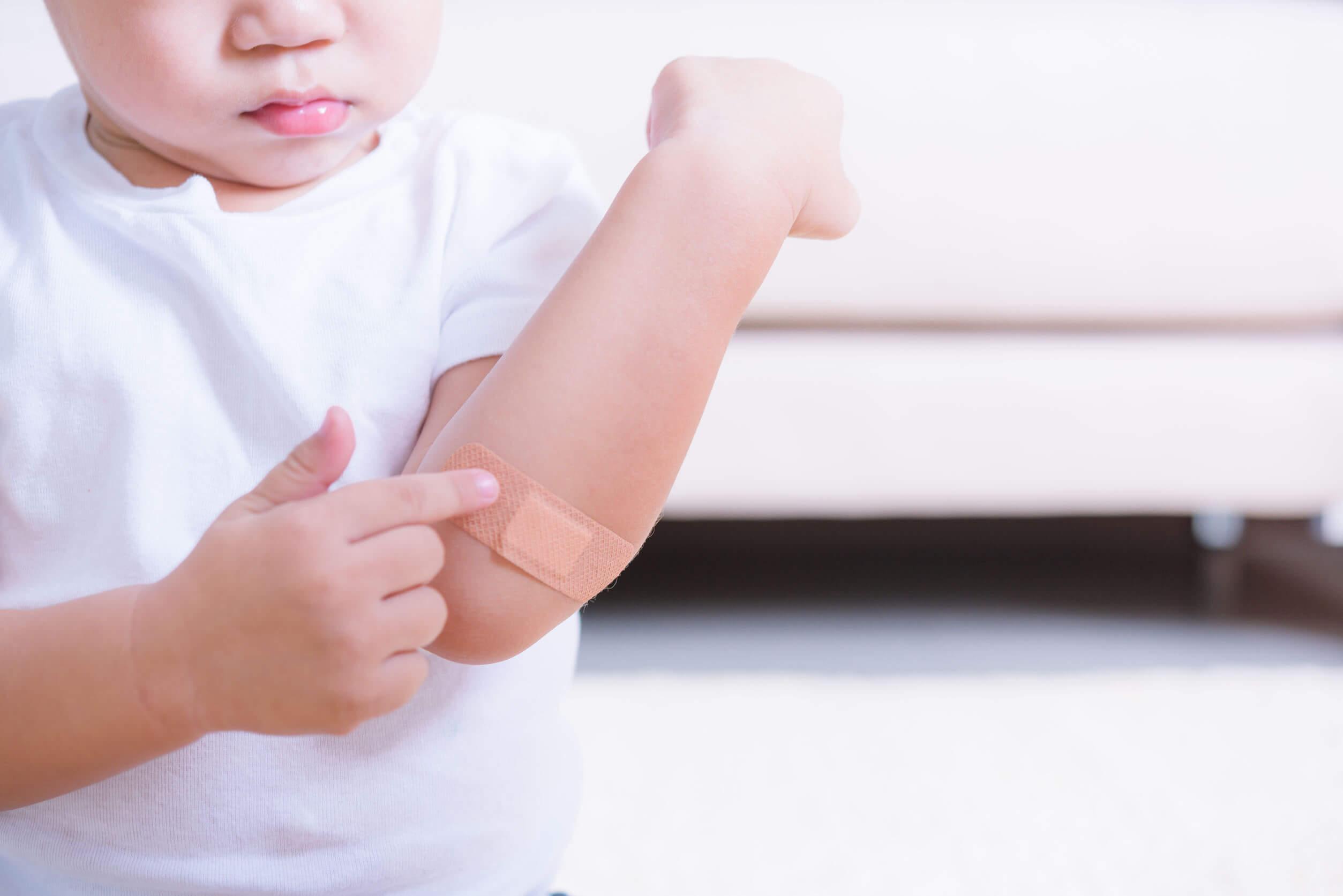 ¿Cómo evitar que se infecte una herida?