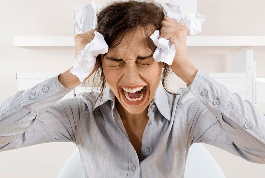 Disminuye el estrés al llorar