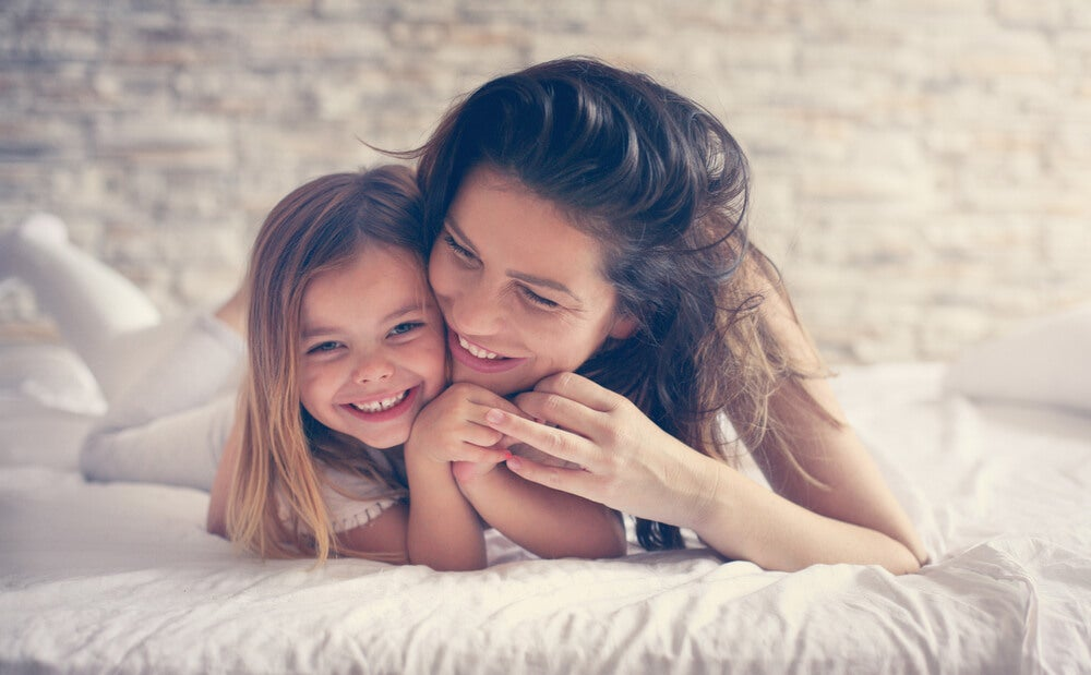 """¿Cómo lograr una buena relación madre e hijo"""""""