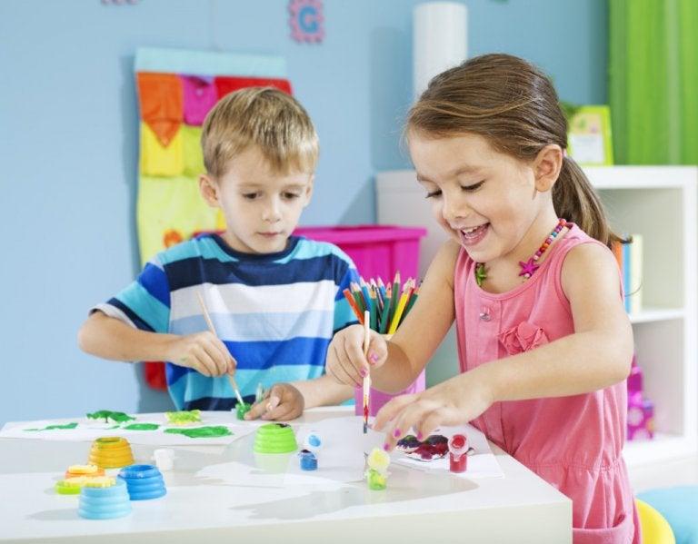9 manualidades fáciles para hacer con los niños