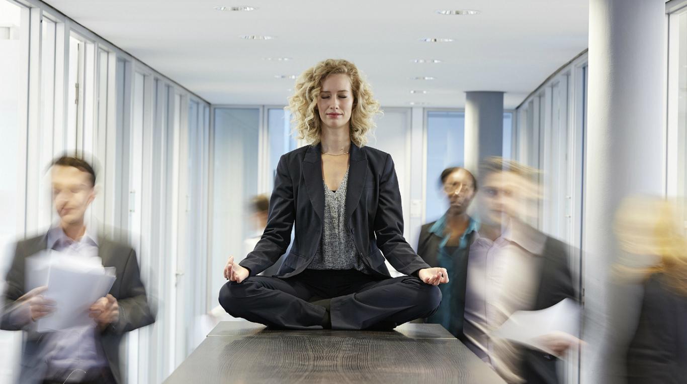 Mindfulness trabajo