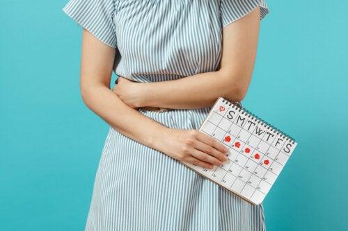 4 señales de un ciclo menstrual irregular