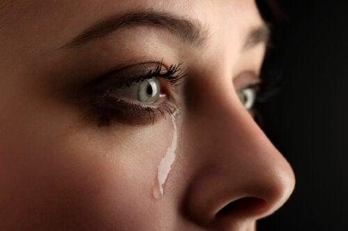 6 razones por las que llorar es bueno
