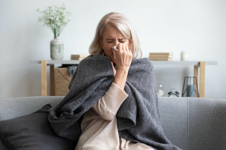 8 síntomas de la pulmonía que no puedes ignorar