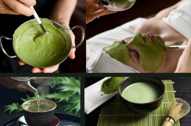 piel té verde