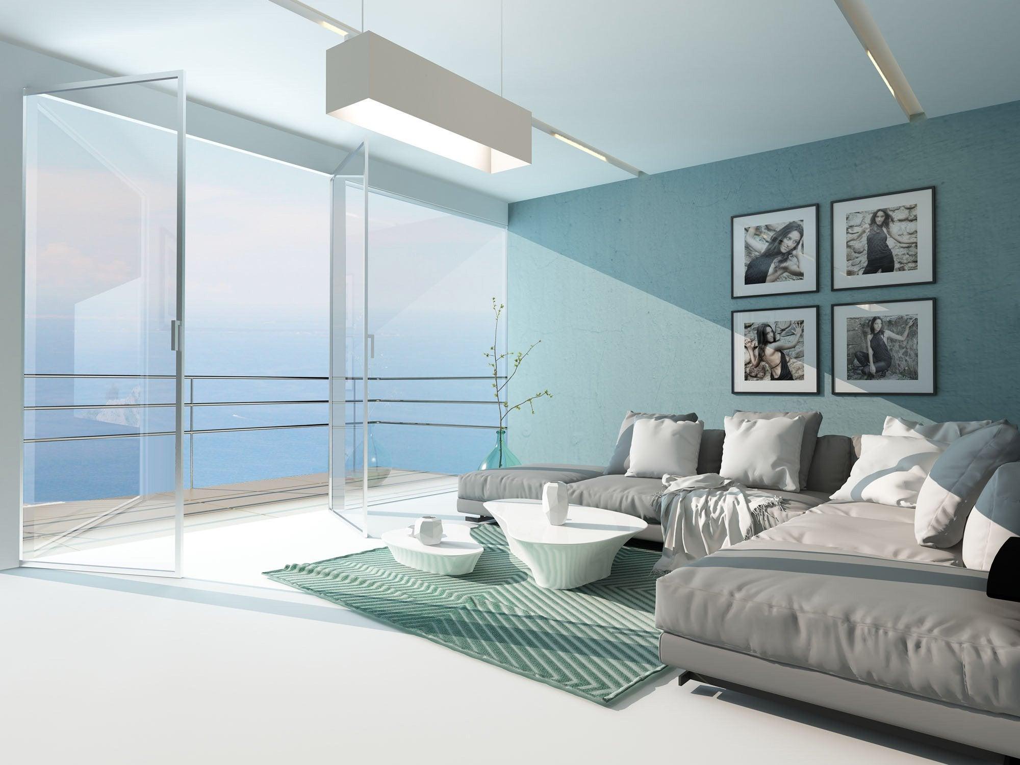 salón luminoso simbolizando dónde vivir