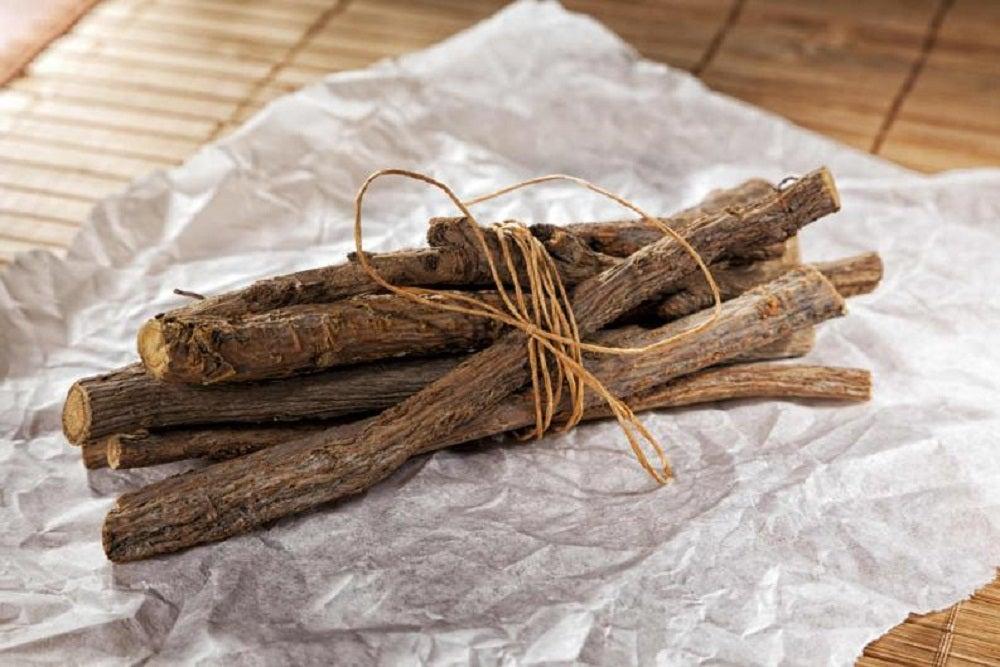 raíz-regaliz
