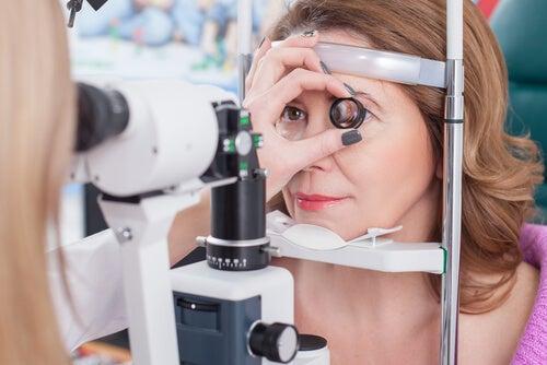 retina y daltonismo