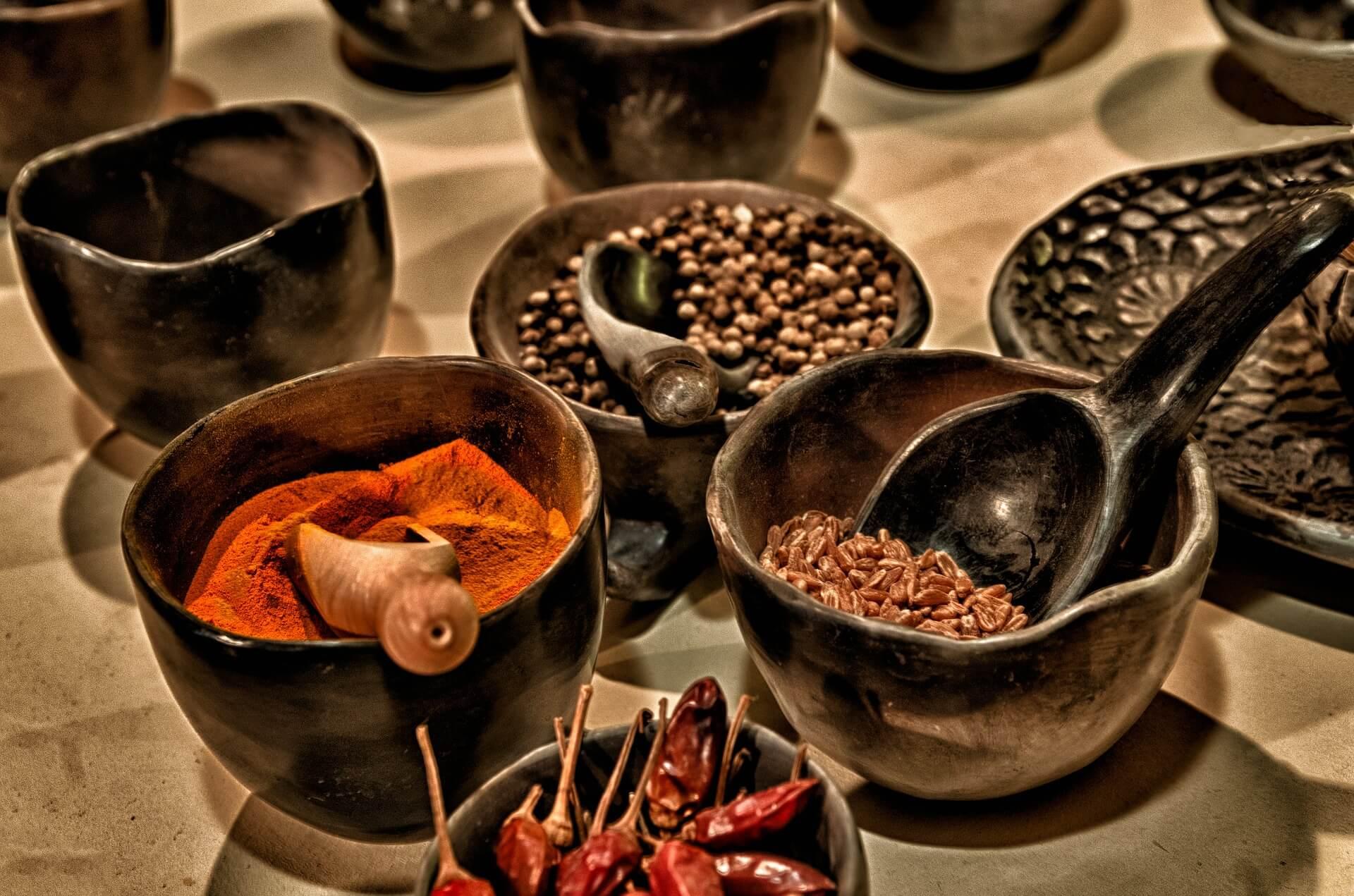 3 condimentos naturales: ricas recetas y sus propiedades curativas