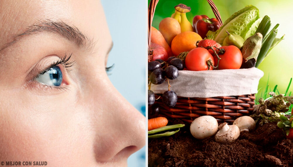 10 alimentos para mantener tu vista sana
