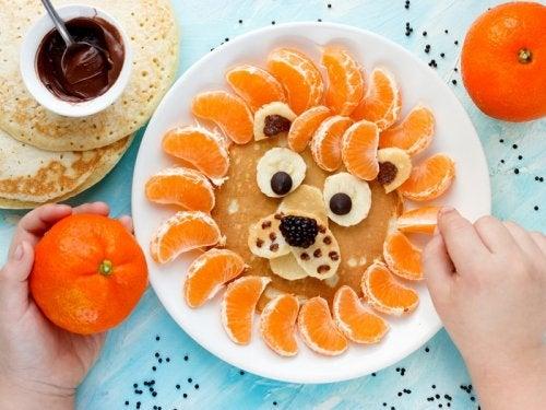 Recetas deliciosas y saludables para ninos