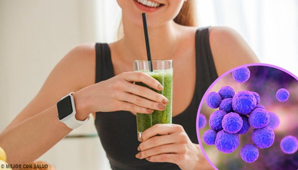 4 batidos para eliminar toxinas