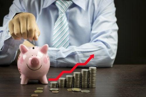 4 tips para ahorrar dinero cada mes