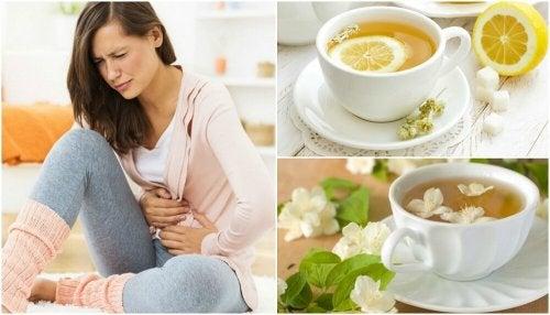 5 remedios caseros para aliviar los espasmos estomacales