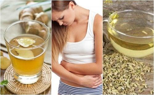 5 remedios naturales para la amenorrea o falta de menstruación
