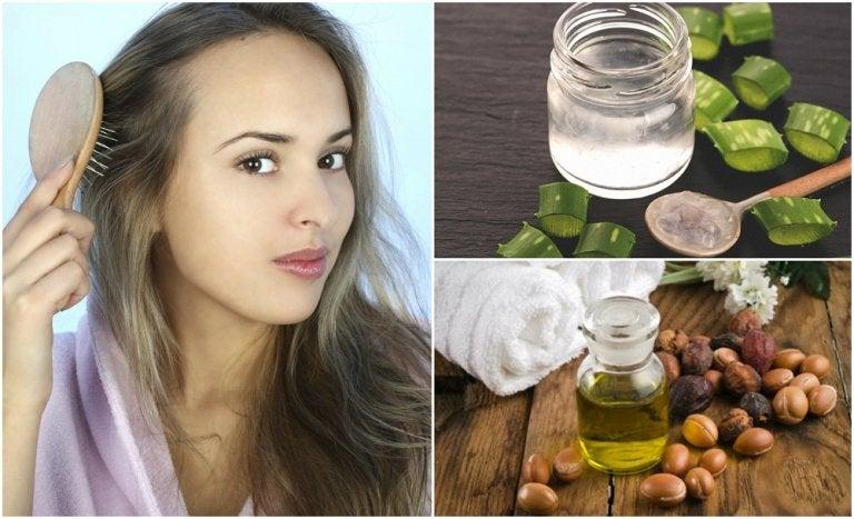 5 tratamientos caseros para combatir el adelgazamiento del cabello
