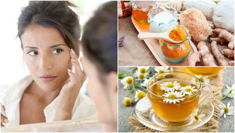 5 tratamientos cosméticos para disminuir las ojeras de forma natural
