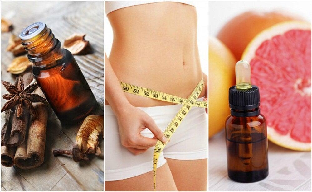 6 Aceites Esenciales Que Te Ayudan A Bajar De Peso Mejor Con Salud