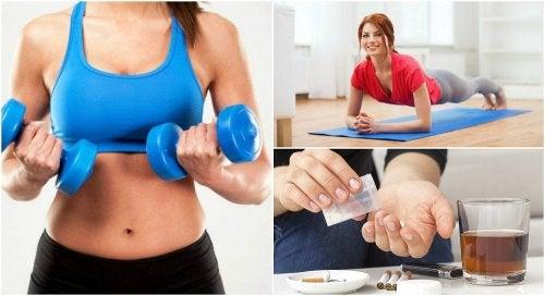 plan de dieta para bajar de peso y ganar músculo magro