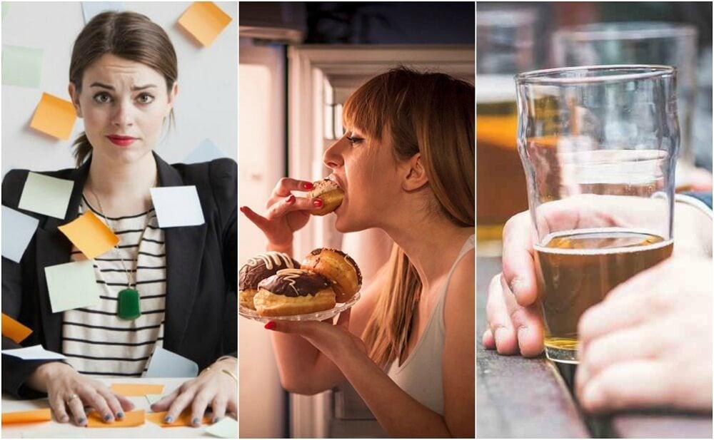 6 hábitos que te pueden causar ansiedad por la comida sin que lo sepas